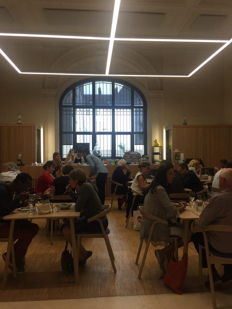 Nantes eric gu rin au mus e simonsays - Les bonnes tables de nantes ...